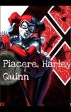 Piacere, Harley Quinn by _like_a_shadow