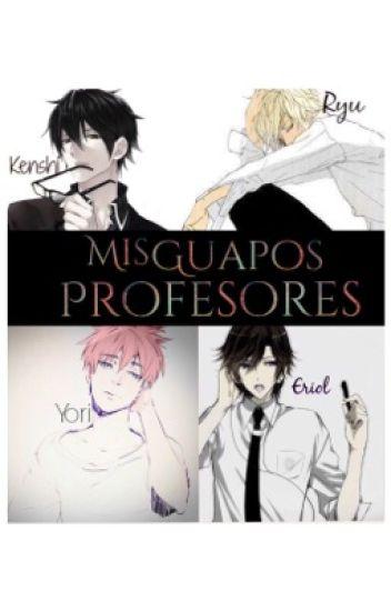 Mis guapos profesores.
