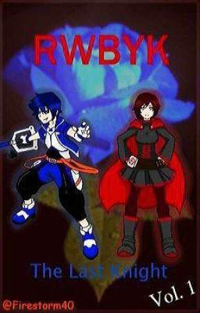 Blue Rose: The Last Knight Vol. 1 by Firestorm40