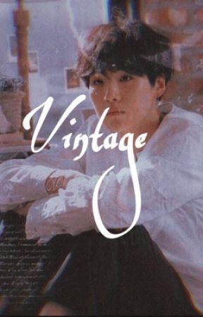 Vintage Memory's | Yoonmin  by okaymaybel