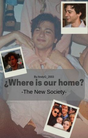 ¿Where is our Home? (ʜᴀʀʀʏ ʙɪɴɢʜᴀᴍ)   -𝕋𝕙𝕖 𝕊𝕠𝕔𝕚𝕖𝕥𝕪- by Andy__2003