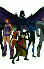 Teen Titans: Ask And Dare by Michelle_Frost