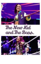 The New Kid and The Boss. A Baysha Fanfic by melanyhernandezzz727