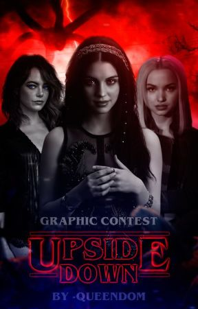 UPSIDE DOWN | graphic contest by -queendom