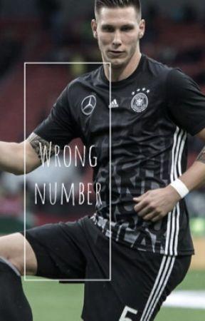Wrong number 📵   N.Süle   by niklassuele