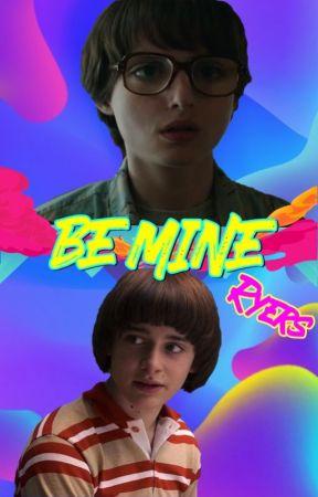 ♡ BE MINE ♡ ➳Ryers by greyhound1_