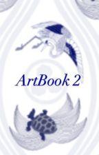 ArtBook 2 by SakuraAsh00
