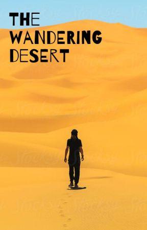The Wandering Desert by Adede15