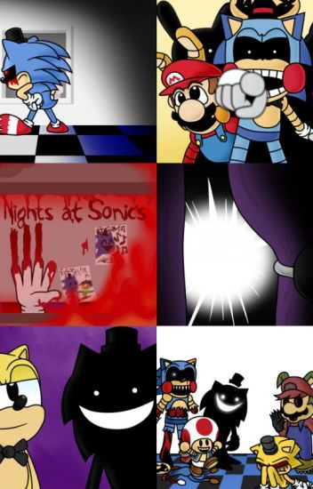 Five Nights at Sonic's: Tales of a Struggling Pizza Palace