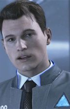 Connor (RK800) x Human!reader (P.A. + Detective) by Pluviophile2019
