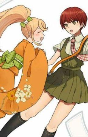 Danganronpa Girls x Fem reader oneshots - Sayaka maizono x