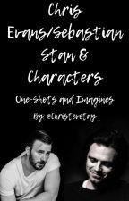 Chris Evans/Sebastian Stan Characters One-Shots and Imagines by christevetay