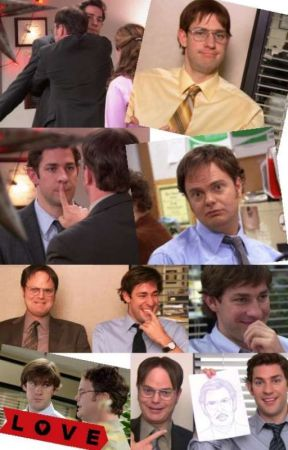 My Annoying Co-worker (JimxDwight) by katiscool12