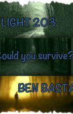 Flight 203 by benbastabeast