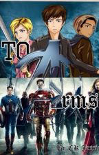 Percy Jackson and the Avengers: To Arms {Going Under Revisions} by CKJ664