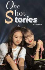 One shot story: JenLisa by lisjenn_lini