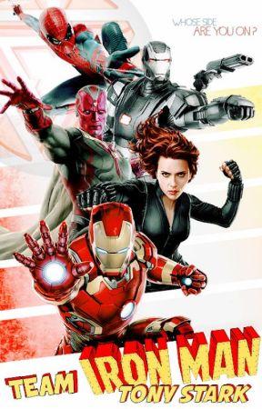 Avengers Soulmark {Tony's Team} {Book 3} by jaye_02_