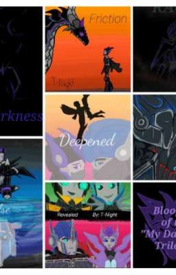 The Art of the My Darkness Series