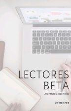 Lectores Beta by CYMLopez