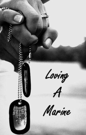 Loving A Marine by hoops2324