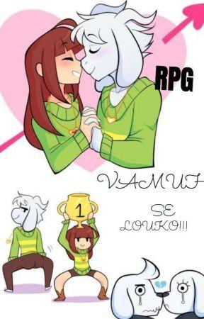 VAMUH SE LOUKO!!! - RPG[REMAKE]  by UmTantoEstranho
