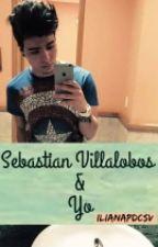 Sebastian Villalobos & Yo by IlianaPDCSV