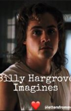 Billy Hargrove Imagines  by lettersfrommel