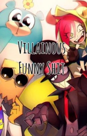 Villainous Comics by PennyWiseIsDaddy1