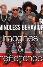 Mindless Behavior Imagines & Preferences by mindlessxbehavior
