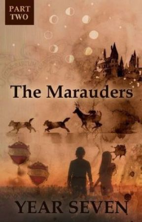 The Marauders: Year Seven Part Two by Pengiwen