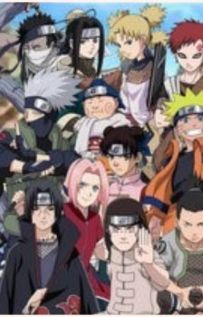 We're In This Together (Mom x Naruto Characters) by DylanPosey360