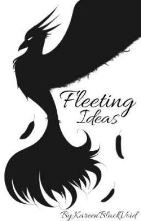 Fleeting (A Book Of Poetry) by KareenBlackVoid
