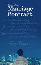 Marriage Contract. -Vkook- by ChareonFlare