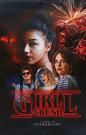 GIRL CRUSH ༄ Stranger Things by staarsgalaxy