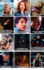 Spider-Man and the Avengers One-Shots by Microwavepopcorntime