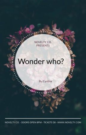 Wonder who? by klrqtr