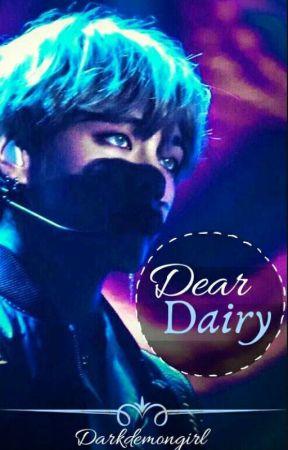 Dear Dairy - Vkook by DarkDem0nGirl