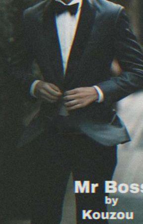 Mr CEO by EvaKouzou