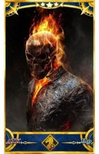 Fate/ Ghost Rider by DewMtn