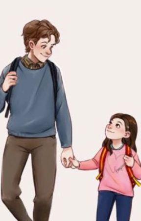 Spider-Man and Spider-Kid by MirandaCipher