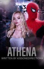 ATHENA | peter parker by blackromanoff