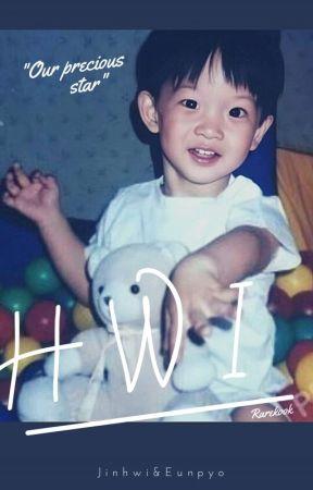 Hwi | Jinhwi by rarekook