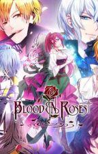 Blood in roses by TakoizuTaida333