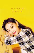 Girls talk ✔️ Chuuves LOONA by Hyunjins_Bread
