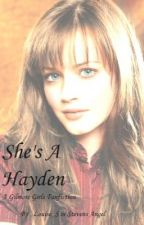She's A Hayden (Gilmore Girls) by Louise_S