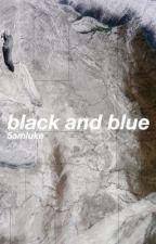 black & blue (l.h) by 5amluke