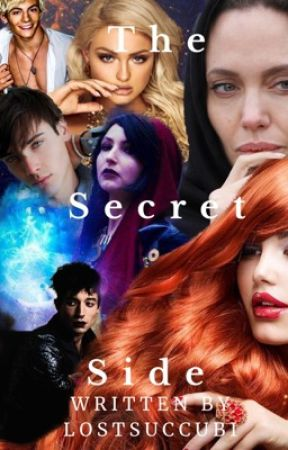 The Secret Side: The World Behind the Myst by LostSuccubi
