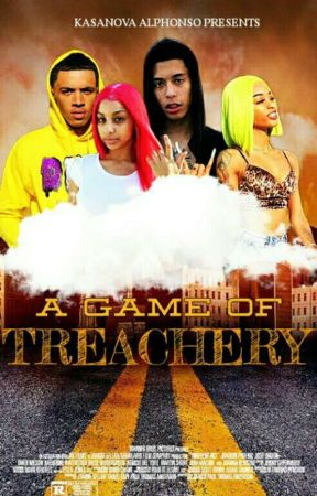 A Game Of Treachery | Urban ™ by HOLATIONS