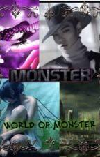 World of monster by Kristy214