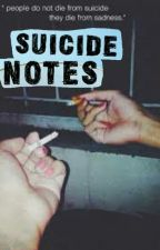 Suicide Notes by British_pop38